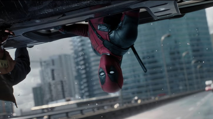 Watch Bloody, Witty New 'Deadpool' Red Band Trailer