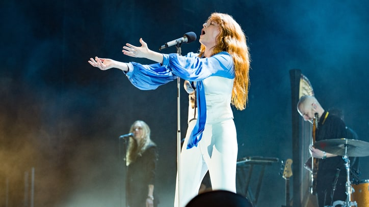 See Florence and the Machine Cover Beatles Classic in Paris