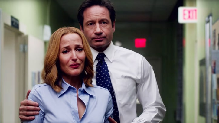 Watch Essential 21-Minute 'X-Files' Miniseries Preview