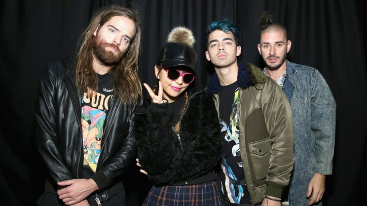 Best of 2015: Joe Jonas and DNCE on 'Mad Max,' Other Favorites of Year