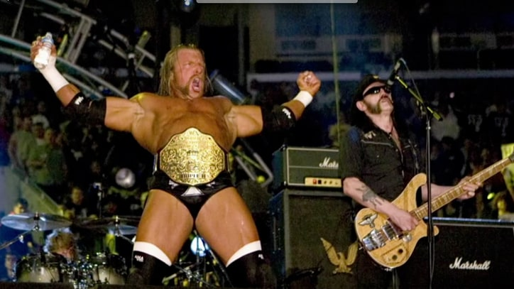 Watch WWE Honor 'Family Member' Lemmy Kilmister