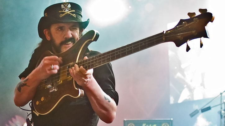 Metallica, Alice Cooper Remember 'One of a Kind in Rock' Lemmy Kilmister