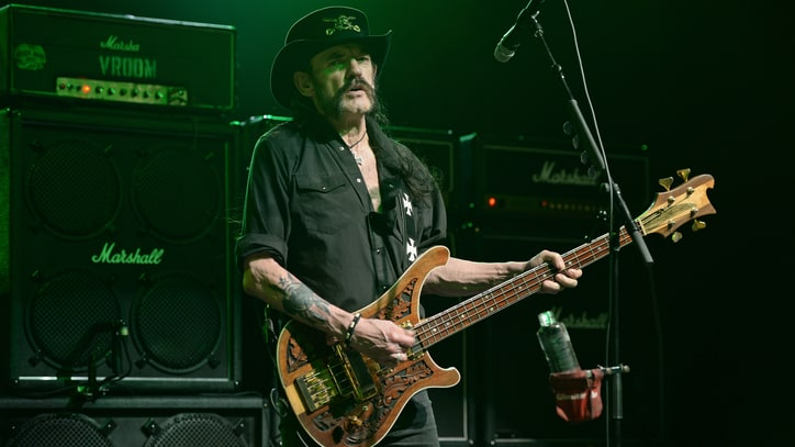 Hear Lemmy's Rockabilly Band Cover Johnny Cash
