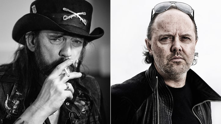 Metallica's Lars Ulrich on Lemmy: 'His Spirit Will Always Live in Us'