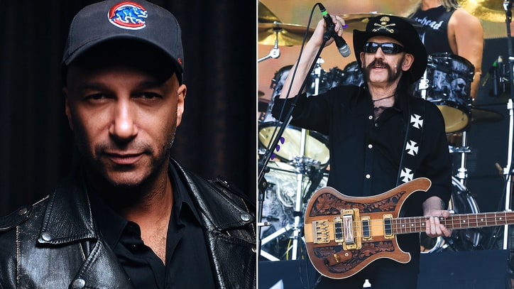 Tom Morello on Lemmy: 'Part Man, Part Wolf, Part Maker's Mark'
