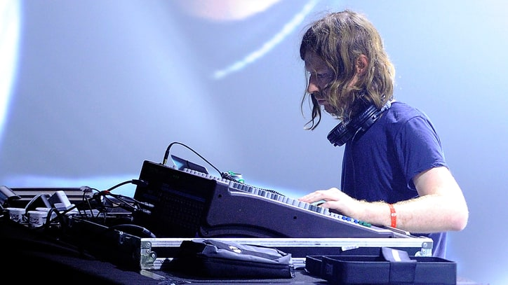 Aphex Twin Releases Gritty, Ominous New Song 'T17 Phase Out'