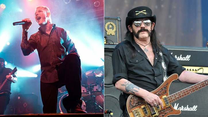 Slipknot's Corey Taylor on Lemmy: 'He Will Never Be Forgotten'