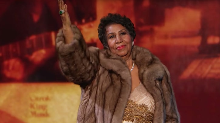 Watch Aretha Franklin Bring Obama to Tears at Kennedy Center Honors