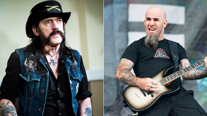 Scott Ian: Lemmy's Death Leaves 'Hole That Will Never Be Filled'