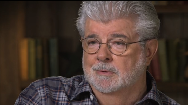 George Lucas Is Not a Fan of 'Retro' 'Star Wars' Approach
