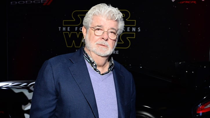George Lucas Apologizes Over 'Force Awakens' Criticisms