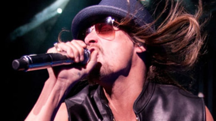 Kid Rock Kicks Off Brash, All-American Tour
