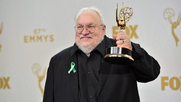 George R.R. Martin: ''The Winds of Winter' Is Not Finished'