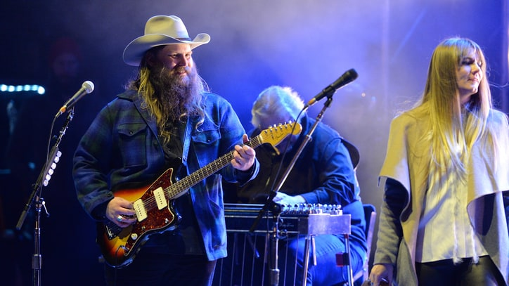 See Chris Stapleton and Kings of Leon's Emotional Lynyrd Skynyrd Cover