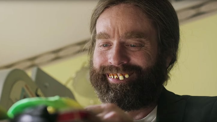 Watch Surreal Trailer for Zach Galifianakis Clown-Comedy 'Baskets'