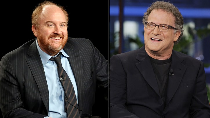 Louis C.K., Albert Brooks Prep Animated FX Pilot