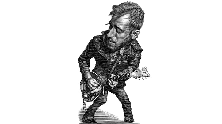 Dan Auerbach Talks Parenting, Fashion and Why Fighting Is for Pussies