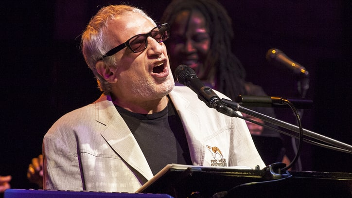 Steely Dan's Donald Fagen Arrested for Domestic Assault