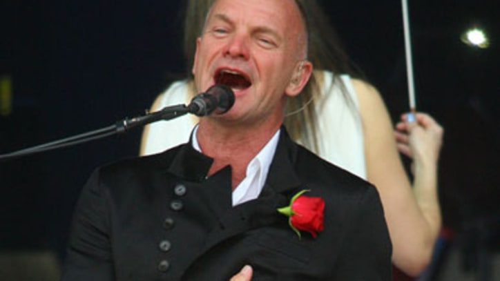 Sting Cancels Kazakhstan Show Over Rights Abuses