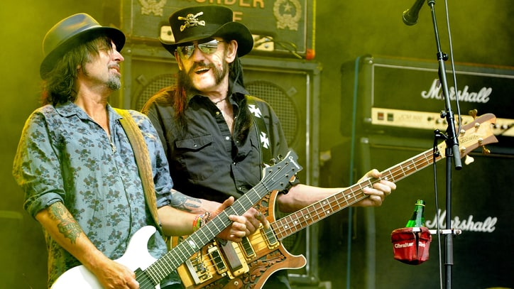 Lemmy Kilmister's Memorial Service to Stream Online