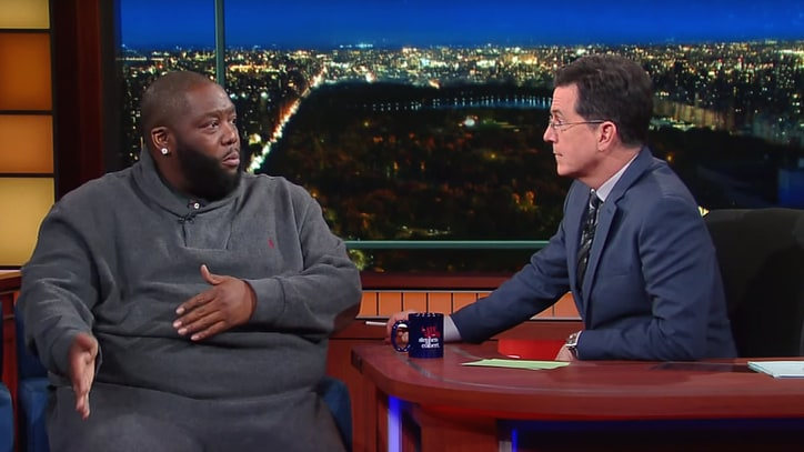 Killer Mike Talks Racial Inequality, Bernie Sanders on 'Late Show'
