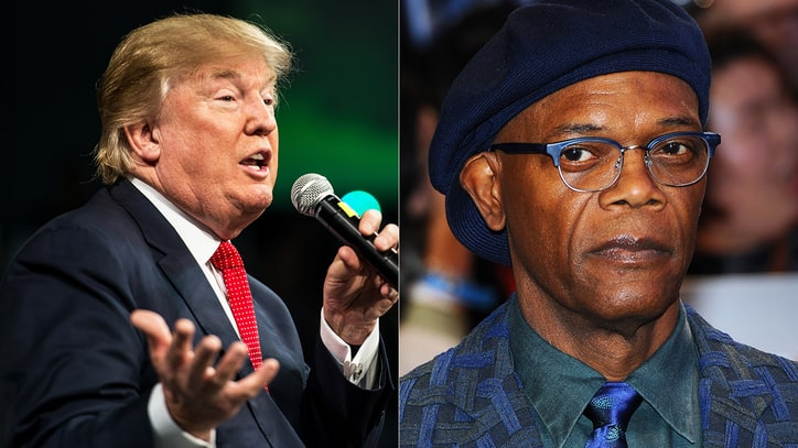 Donald Trump's Golfghazi: Will a Round With Samuel L. Jackson Sink Him?