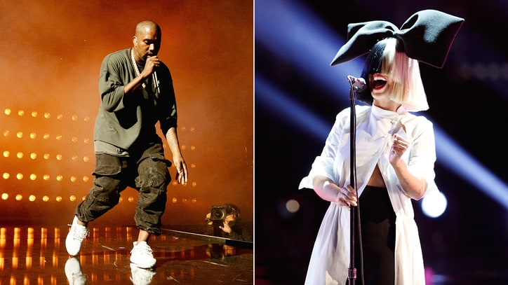 Hear Sia, Kanye West Team Up for New Song 'Reaper'