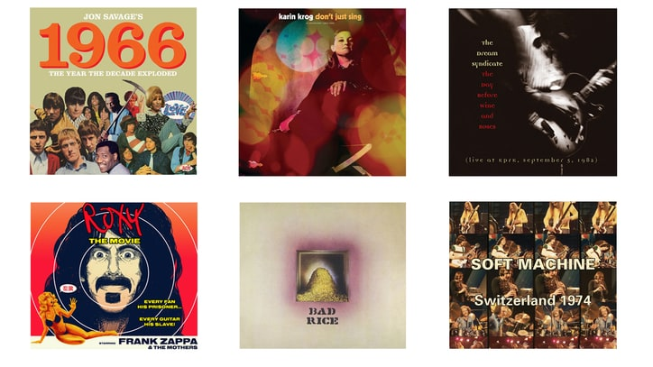 More Great 2015 Reissues and Finds: David Fricke's Picks