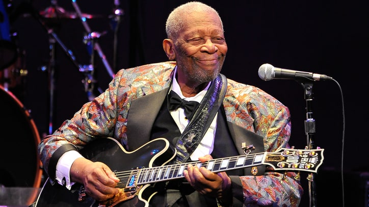 Farm Aid TV Special to Feature Archival B.B. King Footage