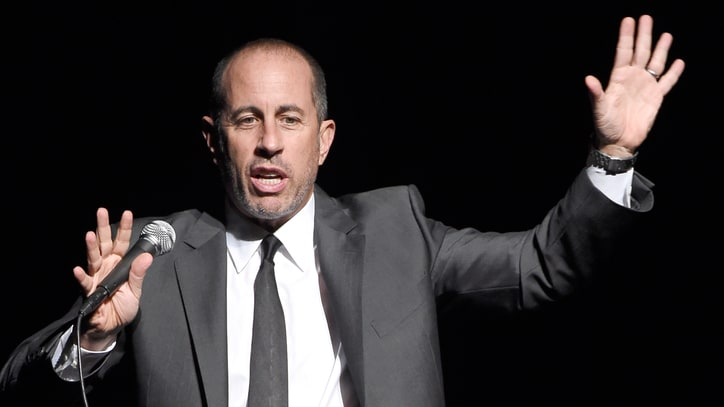 Yada, Yada, Yada: Jerry Seinfeld Kills at First Beacon Gig