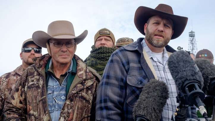 Meet the Militia: The Zealots, Cowboys and 'Rogue Infidels' of the Oregon Insurgency