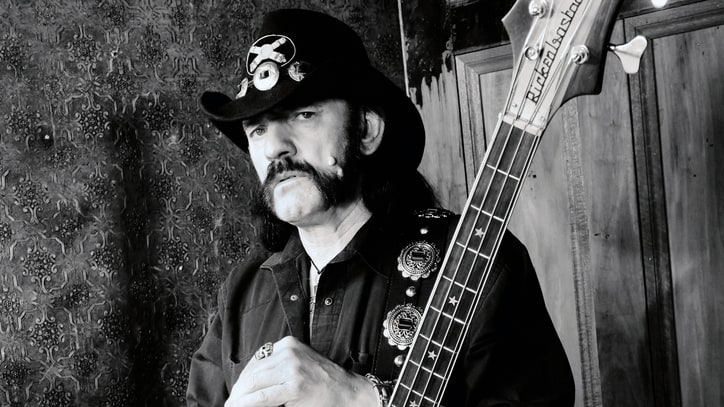 Watch Live Stream of Lemmy Kilmister's Memorial Service