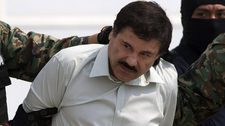 El Chapo Captured After Shootout