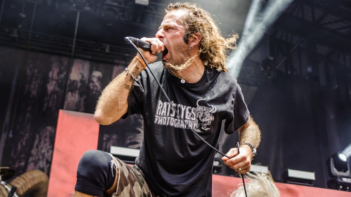 Lamb of God's Randy Blythe Plans Futuristic Novel
