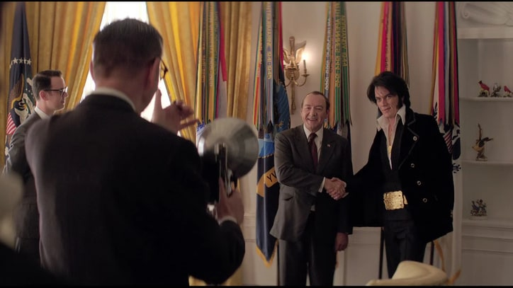 Watch the King Confound the President in Uproarious 'Elvis & Nixon' Trailer