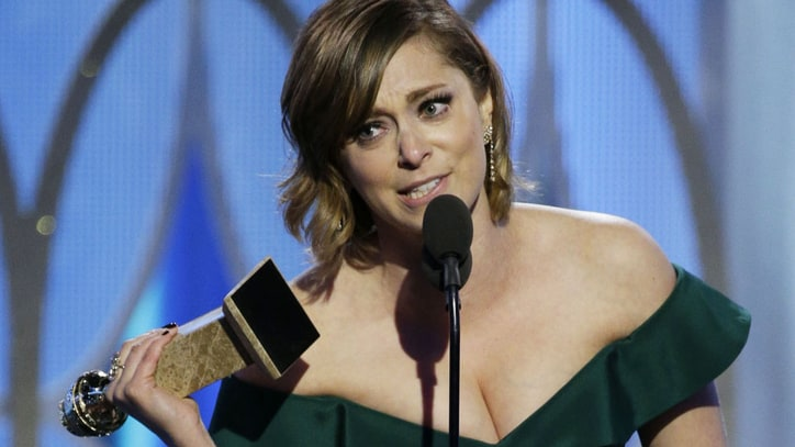 Watch Rachel Bloom's 'Crazy' Golden Globes 2016 Speech