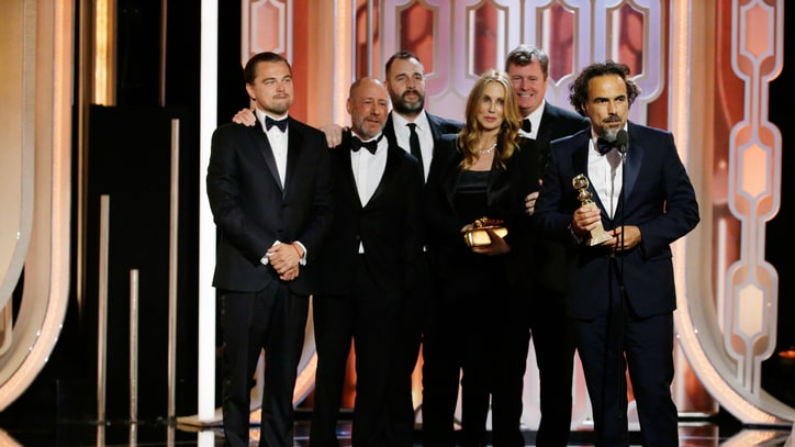 Golden Globes 2016: 'Revenant,' 'Martian' Win Big