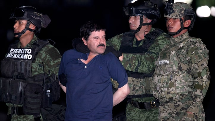 Mexico Moves to Extradite El Chapo to U.S.