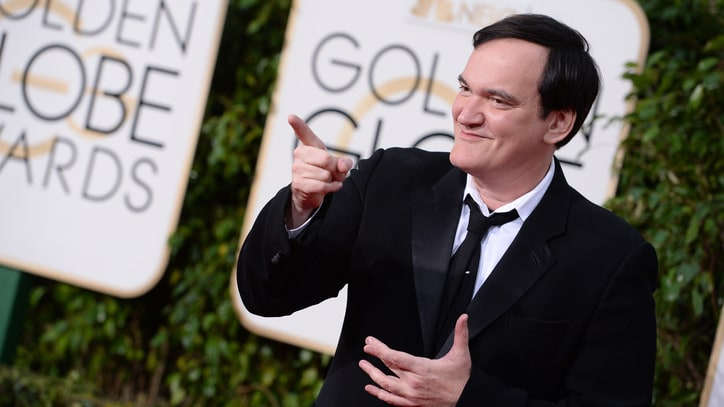 Quentin Tarantino Plots 'Hateful Eight' Play Adaptation