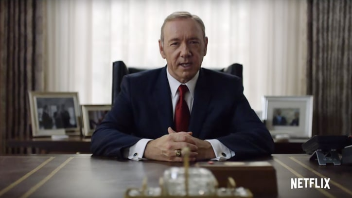 Watch Kevin Spacey Make Dark Promises in 'House of Cards' Trailer