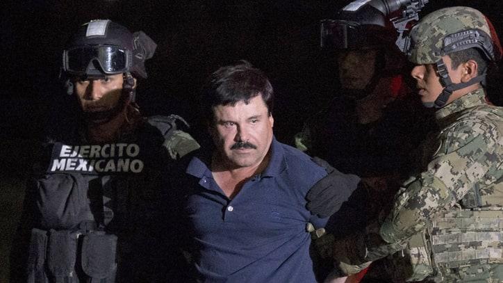 Watch the Raid on El Chapo's Compound