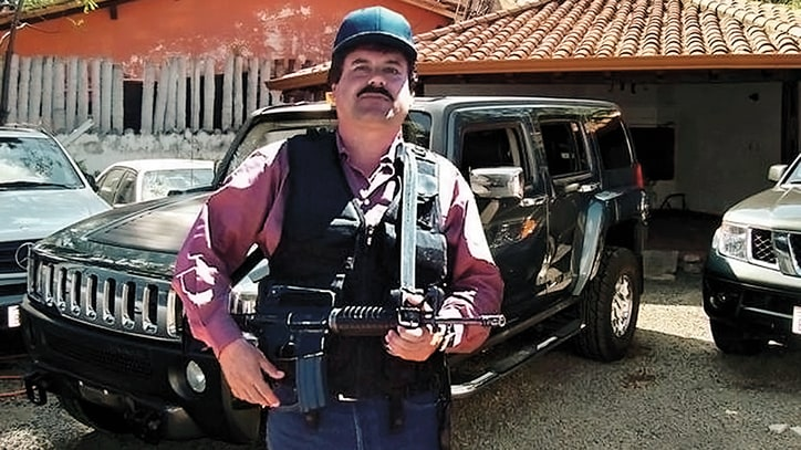 El Chapo: The Life and Crimes of a Drug Lord