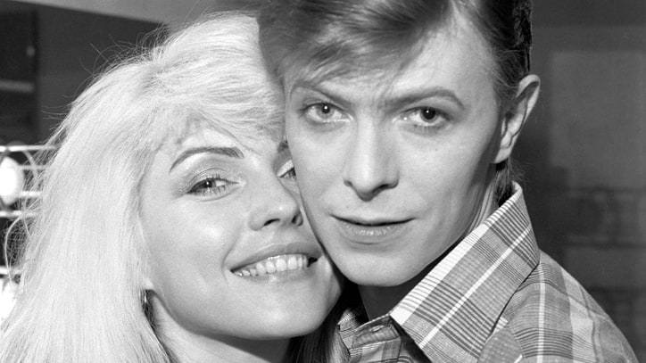 Debbie Harry: 'Who Doesn't Love David Bowie?'