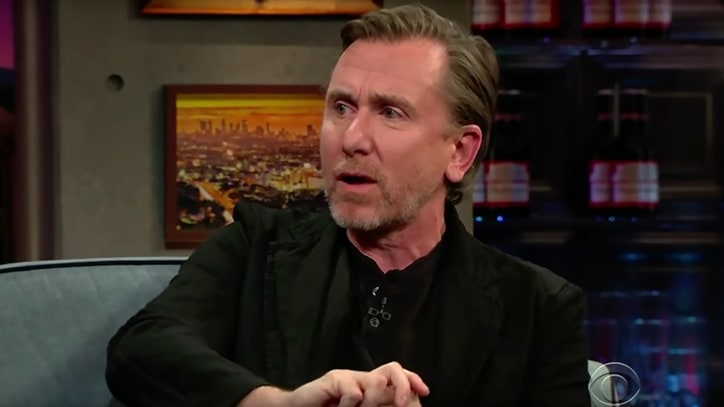 Tim Roth, Tupac Recorded Together at Death Row Records