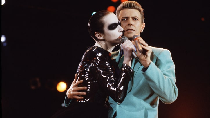 Read Annie Lennox's Poetic Tribute to David Bowie