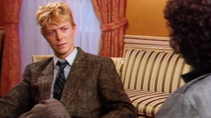 Flashback: David Bowie Rips Into MTV for Not Spotlighting Black Artists