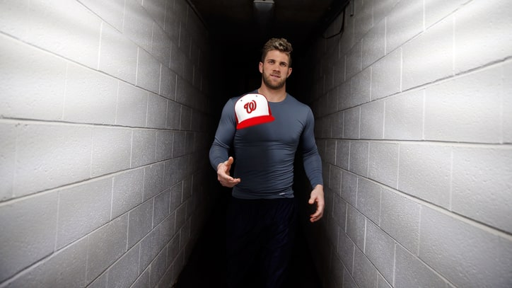 Bryce Harper on Killing His Hair and Keeping 'The Mighty Ducks' Alive