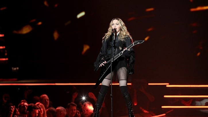 Watch Madonna Honor David Bowie With Strutting 'Rebel Rebel' Cover