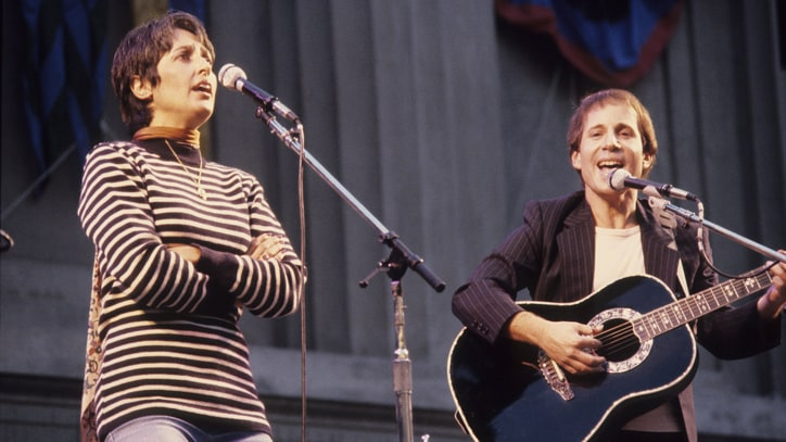 Joan Baez Recruits Paul Simon, Mavis Staples for Tour-Launching Event