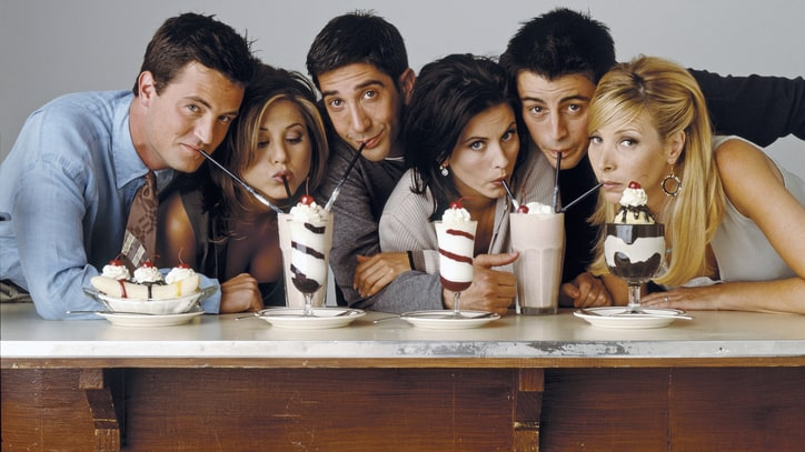 'Friends' Cast to Reunite for NBC Special